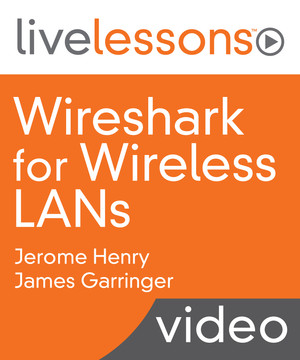 Image result for The Wireshark for Wireless LANs LiveLessons