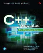 Cover of C++ Templates: The Complete Guide, 2nd Edition