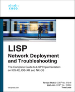 LISP Network Deployment and Troubleshooting: The Complete Guide to LISP Implementation on IOS-XE, IOS-XR, and NX-OS