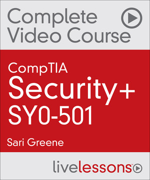 CompTIA Security+ (SY0-501)