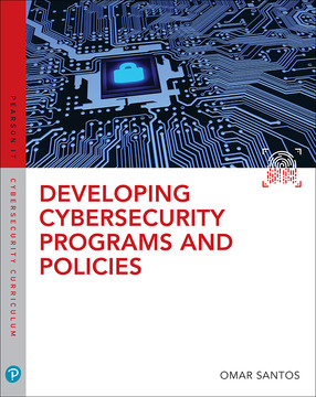 Developing Cybersecurity Programs and Policies, Third