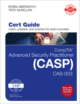 CompTIA Advanced Security Practitioner (CASP) CAS-003 Cert Guide, Second Edition