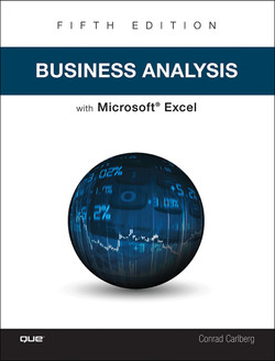Business Analysis with Microsoft Excel, Fifth Edition