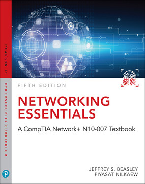 Networking Essentials: A CompTIA Network+ N10-007 Textbook