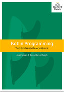 Cover of Kotlin Programming: The Big Nerd Ranch Guide, First Edition