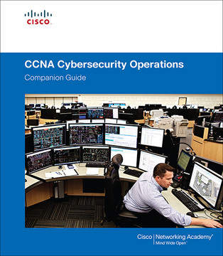 Ccna Cybersecurity Operations Companion Guide First Edition Book