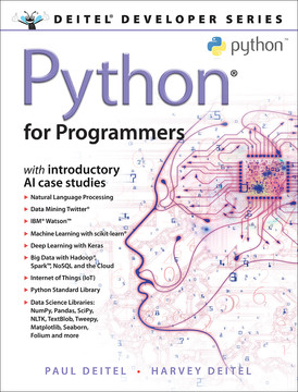 Python for Programmers, First Edition