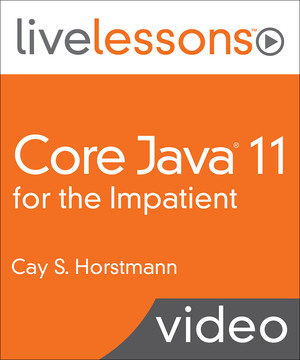 Core Java 11 for the Impatient