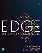 EDGE: Value-Driven Digital Transformation, First Edition