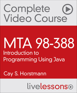MTA Introduction to Programming Using Java (98-388)