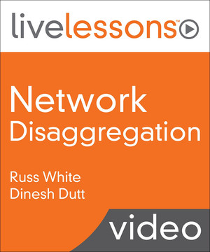 Network Disaggregation Fundamentals LiveLessons Video Training