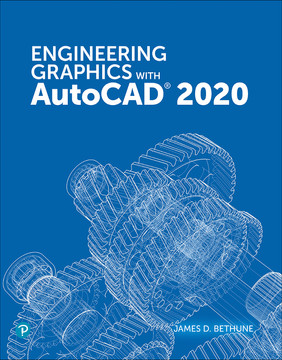 Engineering Graphics with AutoCAD 2020