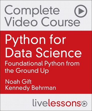 Python for Data Science Complete Video Course Video Training