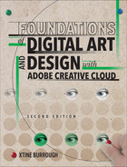 Foundations of Digital Art and Design with Adobe Creative Cloud, 2nd Edition