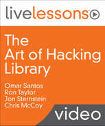 The Art of Hacking (Video Collection)