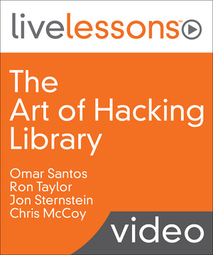The Art of Hacking (Video Collection) [Video]