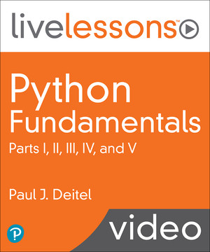 Python Fundamentals [Video]