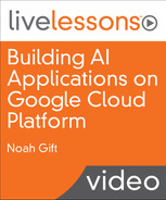 Building AI Applications on Google Cloud Platform