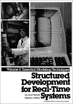 Structured Development for Real-Time Systems, Volume 2: Essential Modeling Techniques