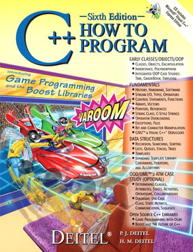 C++ How to Program, Sixth Edition