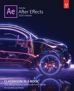 Adobe After Effects Classroom in a Book (2020 release)