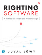 Righting Software: A Method for System and Project Design