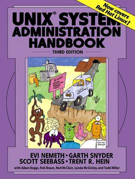UNIX System Administration Handbook, Third Edition