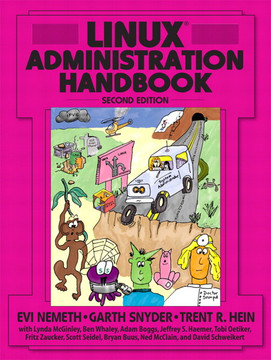 Linux Administration Handbook, Second Edition
