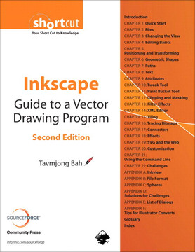 Inkscape: Guide to a Vector Drawing Program, Second Edition