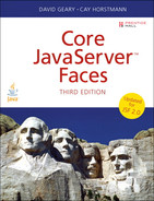 Cover of Core JavaServer™ Faces