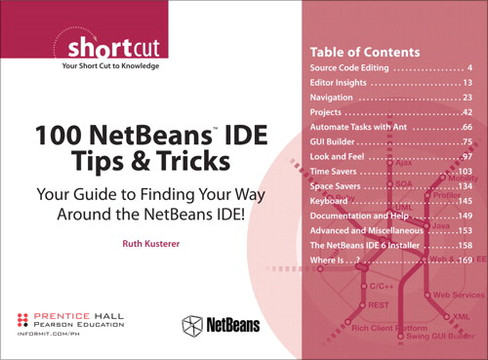 100 NetBeans™ IDE Tips & Tricks