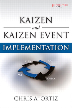 Kaizen And Kaizen Event Implementation Book