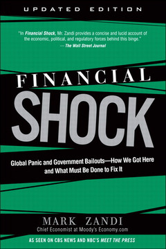Financial Shock (Updated Edition): Global Panic and Government Bailouts—How We Got Here and What Must Be Done to Fix It
