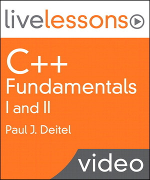C++ Fundamentals I and II (Video Training)