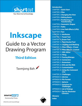 Inkscape: Guide to a Vector Drawing Program, Third Edition