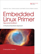 Cover of Embedded Linux Primer: A Practical, Real-World Approach, Second Edition