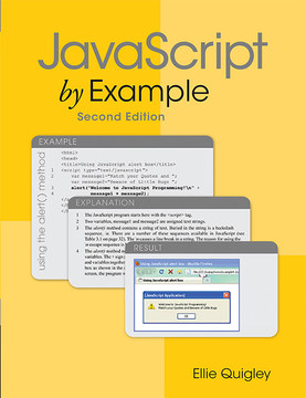 JavaScript by Example, Second Edition