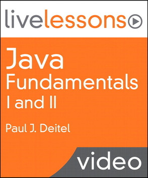 Java Fundamentals I and II (Video Training)