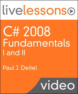 C# 2008 Fundamentals I and II (Video Training)