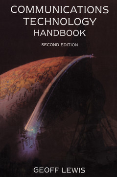 Communications Technology Handbook, 2nd Edition