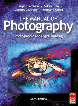 Manual of Photography, 9th Edition