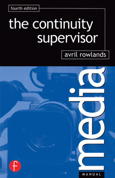 Continuity Supervisor, 4th Edition