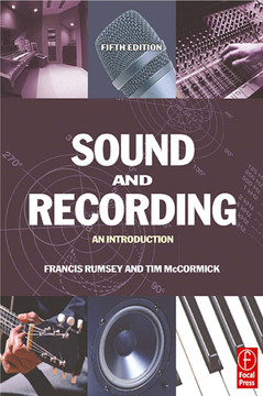 Sound and Recording, 5th Edition