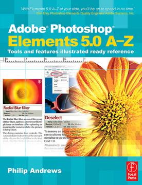 Adobe Photoshop Elements 5.0 A-Z