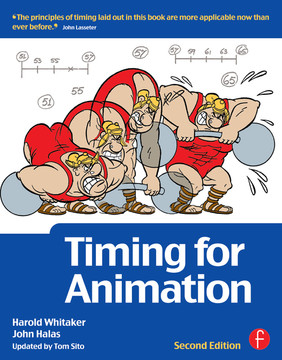 Timing for Animation, 2nd Edition
