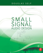 Cover of Small- Signal Audio Design