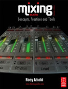 Cover of Mixing Audio, 2nd Edition