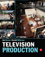 Cover of Television Production, 15th Edition
