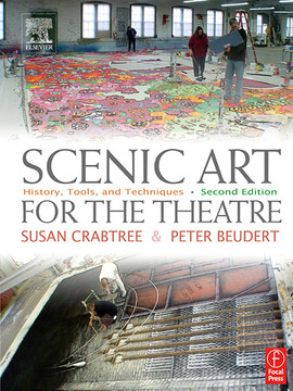 Scenic Art for the Theatre, 2nd Edition