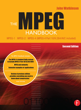 The MPEG Handbook, 2nd Edition
